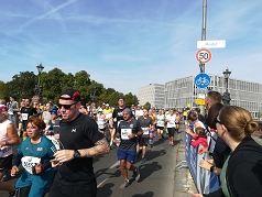 Berlin Marathon - September 2018